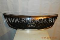 Решетка радиатора на KIA SORENTO 2009/Киа Соренто 2009 (б.у)