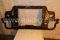 Панель передняя (телевизор) б/у на Hyundai Getz/Хундай Гетц 2005