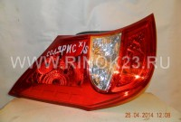 Фонарь задний правый б/у на Hyundai Solaris hatchback