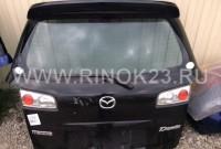 Задняя дверь 5-я б/у Mazda Demio в Краснодаре