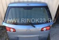 Крышка багажника, пятая дверь (задняя) б/у Mazda Demio DY Краснодар
