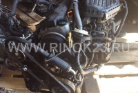 Двигатель контрактный D17 на Honda