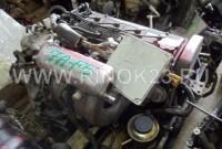 Двигатель 7A-FE контрактный на Toyota