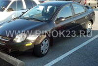 Стекло лобовое CHRYSLER NEON / DODGE NEON (USA) 4D SEDAN 2000-