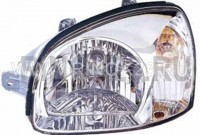 Фара Hyundai Santa FE 2000-06, TAGAZ 06-(R+L) артикул 9210226010 Краснодар