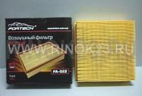Фильтр воздушный ВАЗ (ЛАДА) 2108-2112, Нива 21214-2123 инжектор, FA022 Кропоткин