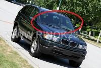 Стекло лобовое BMW X5 4D 2000  Краснодар