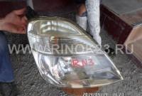 Б/у правая и левая фары на Honda Stream кузов RN1/2/3
