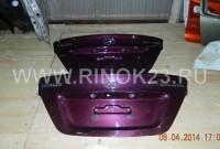 Крышка багажника б/у Hyundai Solaris в Краснодаре