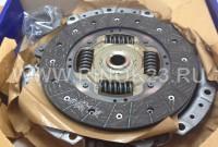 Сцепление Hyundai Accent Тагаз 215мм Valeo (комплект) - корзина, диск, выжимной