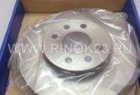 Тормозной диск Hyundai и Kia