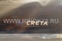 Дефлектора окон Hyundai Creta 2016-