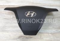 Обманка, муляж подушки безопасности в руль Hyundai Santa fe (с 2012)