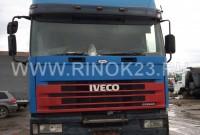 Запчасти Iveco Eurotech двигатель Cursor 10 в разборе ст. Новотитаровская