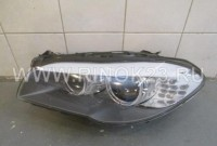 Фара левая б/у для BMW 5-серия F10/F11 2009