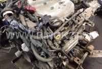 Контрактный двигатель VQ35 б/у на Infiniti FX35