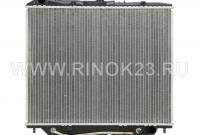 Радиатор охлаждения Opel Monterey Isuzu Bighorn 1998-2003 Краснодар