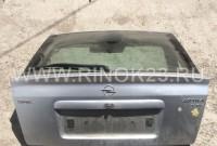 Крышка багажника б.у. на Opel Astra J 2009-2016 г купить в Краснодаре