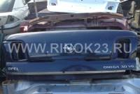 Крышка багажника б/у Опель Омега Б рестайлинг в Краснодаре