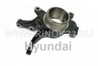 Кулак поворотный Hyundai Avante/Elantra/ Veloster 2010-г.(517163X001)