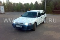 Стекло лобовое MITSUBISHI LANCER SEDAN -96 / LIBERO WAGON 92-01
