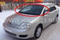 Продажа, замена, установка автостекла Toyota Corolla 120 кузов Краснодар