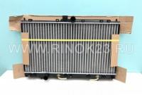 Радиатор охлаждения Mitsubishi lancer 2001-2006 Краснодар