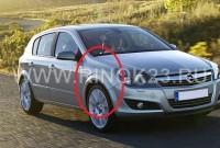 Крыло переднее Opel Astra хэтчбек Краснодар