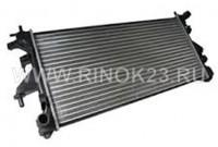 Радиатор FIAT DUCATO/PEUGEOT BOXER/CITROEN JUMPER 2.2TD/3.0 06-(пластинчатый)