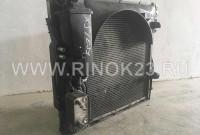 Радиатор охлаждения ДВС BMW X5i E53 Краснодар