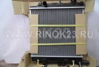 Радиатор охлаждения двигателя FORD FESTIVA 2000-02 г. новый (пластинчатый) Краснодар