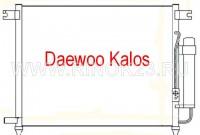 Радиатор кондиционера Дэу Калос 1.4 2002 г. в Краснодаре