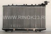 Радиатор охлаждения двигателя Nissan Almera N15 в Краснодаре