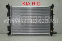 Радиатор охлаждения двигателя KIA RIO, Hyundai SOLARIS с AКПП в Краснодаре