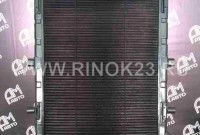 Радиатор охлаждения Scania 113-143 медный Краснодар