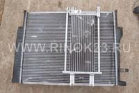 Радиатор охлаждения двигателя б/у для BMW E36 323i 1991-2001 в Краснодаре