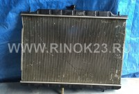 Радиатор охлаждения двигателя б.у для Nissan X-trail T31, артикул: 21400JG45B