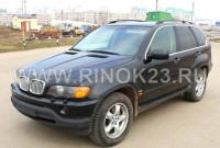 Запчасти BMW X5 E53 авто в разборе Краснодар