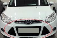 Решетка радиатора Ford Focus 3 2011-2015 Кропоткин