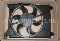 Вентилятор кондиционера на Hyundai Sonata 5 в Краснодаре