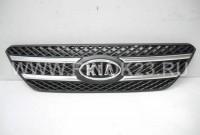 Решетка KIA CEED 07-10 хром / черн.
