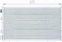 Радиатор кондиционера NISSAN QASHQAI / DUALIS 1.6 / 2.0 06-