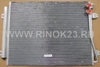 Радиатор кондиционера Volkswagen PASSAT 2005-2010  Краснодар