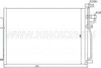 Радиатор кондиционера CHEVROLET CAPTIVA / OPEL ANTARA 2.4 / 3.2 06- Краснодар