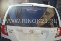 Стекло крышки багажника Hyundai Getz в Тимашевске