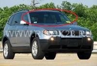 Стекло лобовое BMW X3 E83 2004 Краснодар
