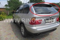 Стекло заднее BMW X5 2000-2006 Краснодар