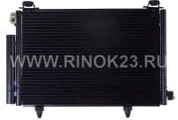 Радиатор кондиционера TOYOTA VITZ / PLATZ / FUN CARGO / IST 99-05 Краснодар