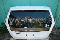 Контрактная дверь задняя (5-я) на Subaru Forester SG5 в сборе купить в Краснодаре
