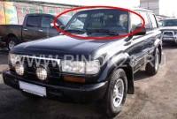 Продажа, замена, установка автостекла Toyota Land Cruiser 80 кузов Краснодар